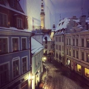 Jouluksi Tallinnaan