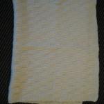 Vanhasta villapaidasta tehty viltti