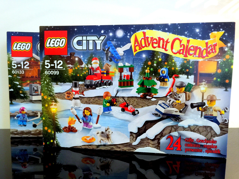 Lego joulukalenteri